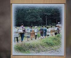 写真陶板制作例~NHK朝ドラおひさま