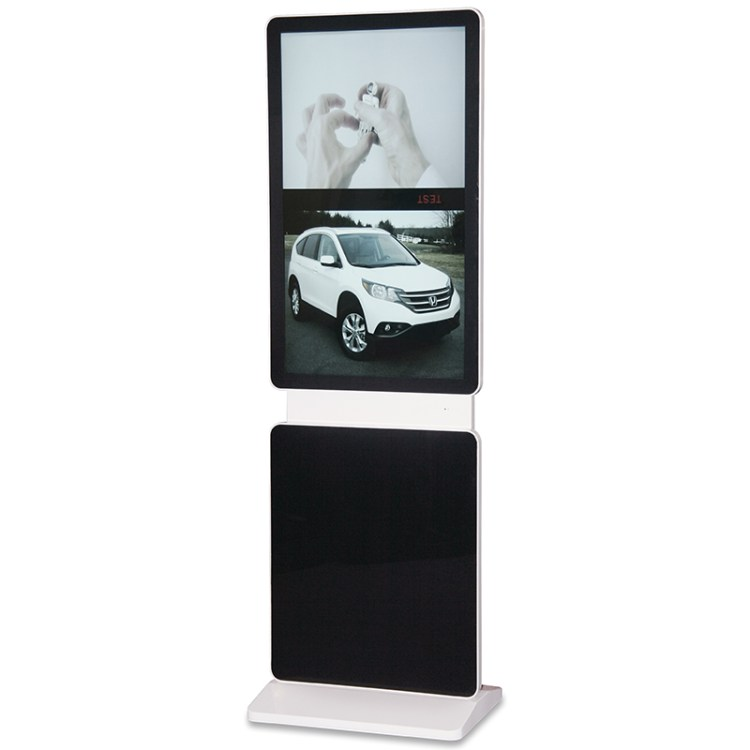 Vertical Touchscreen indoor 55""