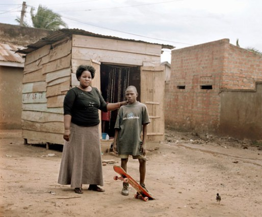 Roule Petit Ougandais