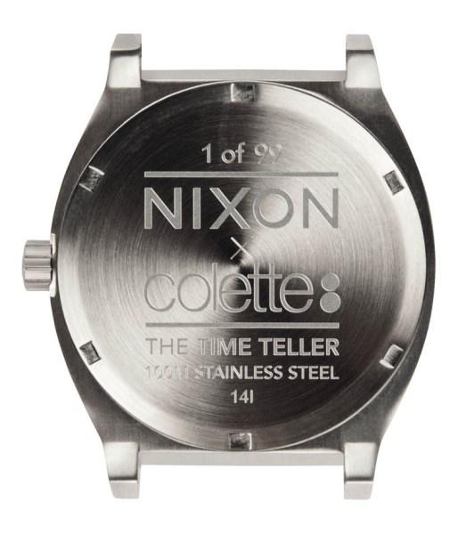 colette x Nixon - Limited Time Teller - 2014 edition