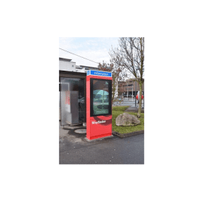 Right Touch 1 touch screen kiosk
