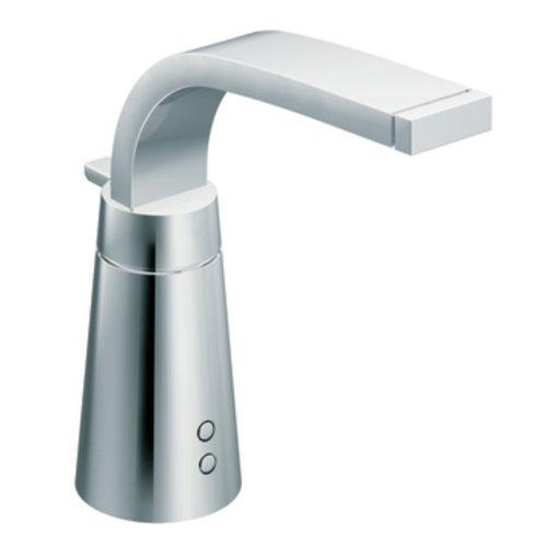 Moen S899 Destiny Hands Free High Arc Bathroom Faucet, Chrome ...