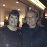 Joana Vasconcelos e Ricard Akagawa