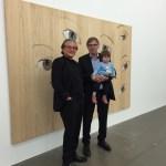 Ricard Akagawa e Stephen Balkenhol