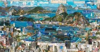 Postcards from Nowhere, Rio de Janeiro, Vik Muniz