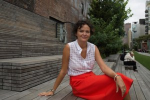 Cecilia Alemani na High Line