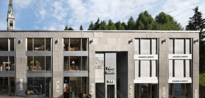 Hauser & Wirth vai abrir galeria em St. Moritz, Suíça