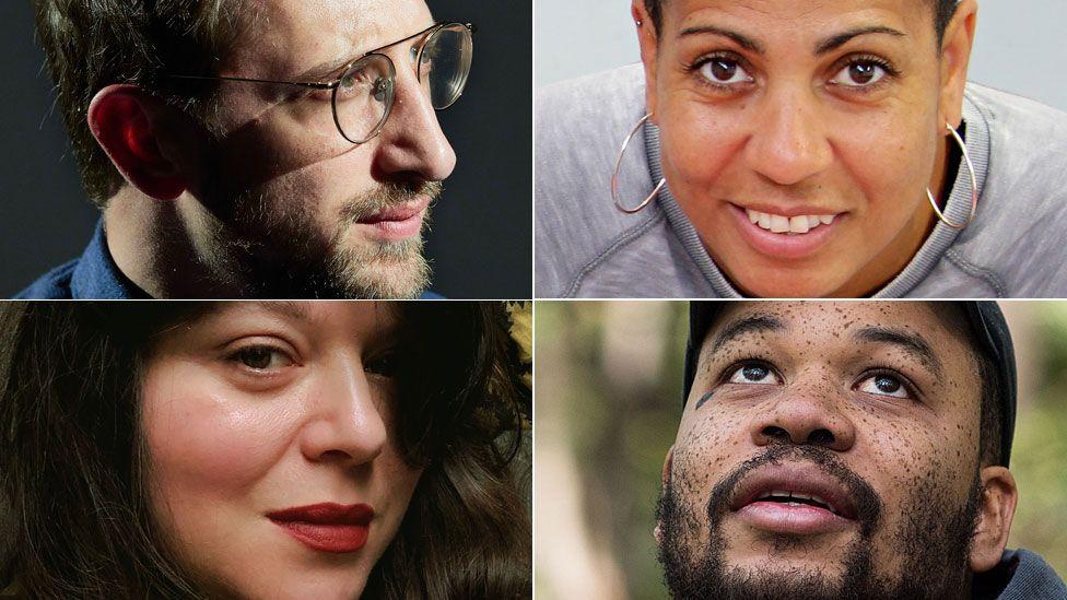 Como coletivo, os quatro artistas pleitearam o prêmio e foram atendidos pelo juri