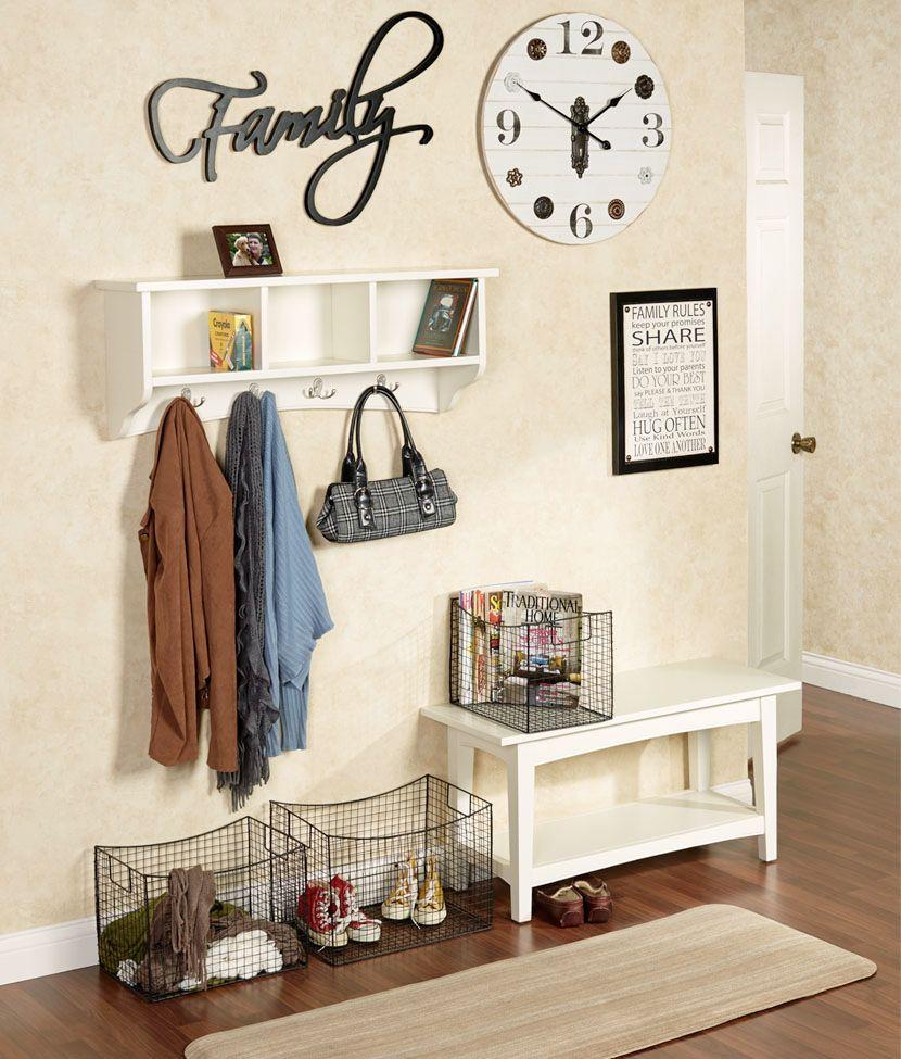 Entryway Decorating Idea