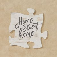 Blessed Home Photo Frame Puzzle Piece Wall Art