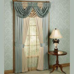 Elegant Kitchen Curtains Valances Norfolk And Bath Reviews Color Classics(r) Window Treatments