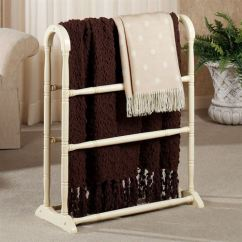 Corner Kitchen Curio Cabinet Set For Girls Amelia Wooden Blanket Rack