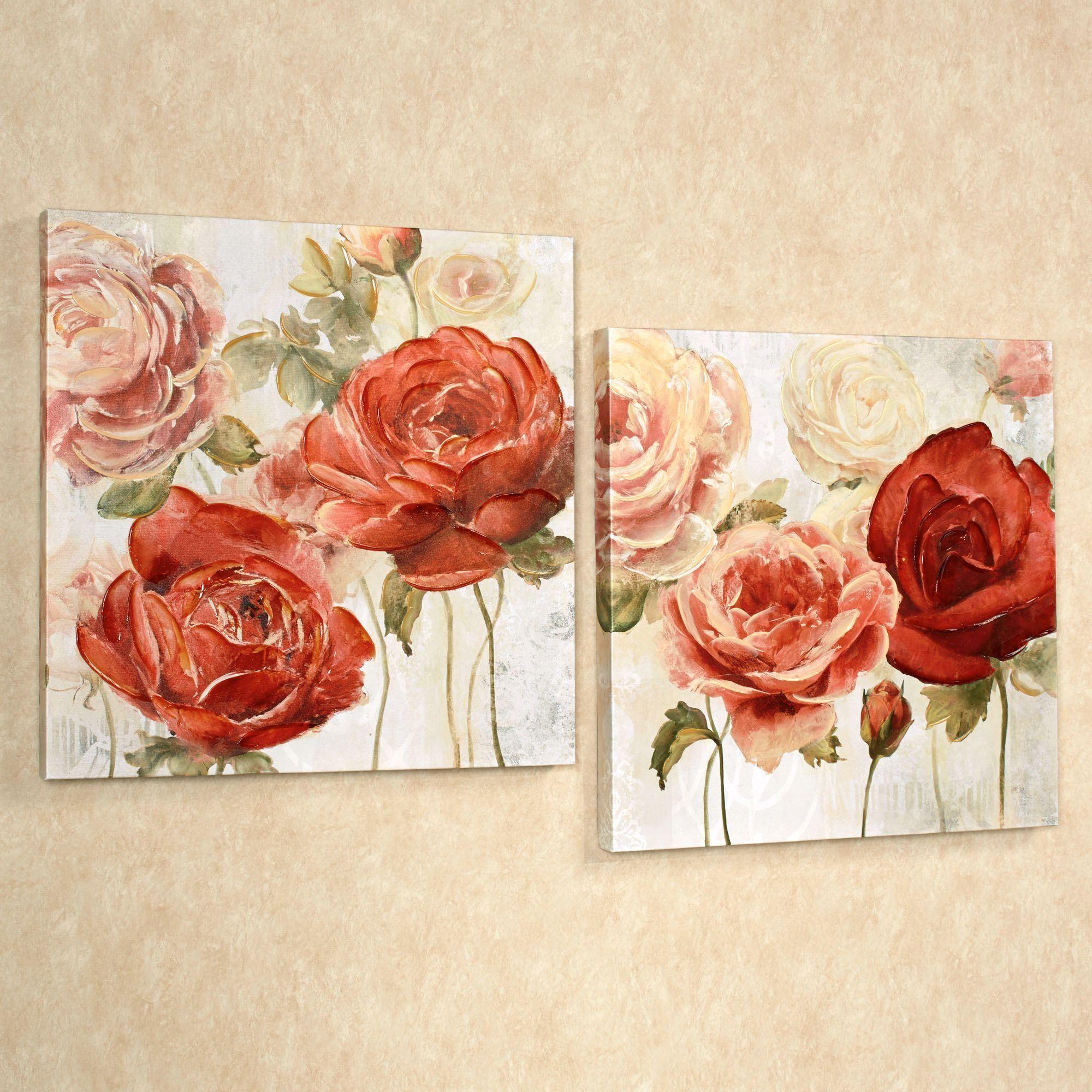 radiant blooms rose floral