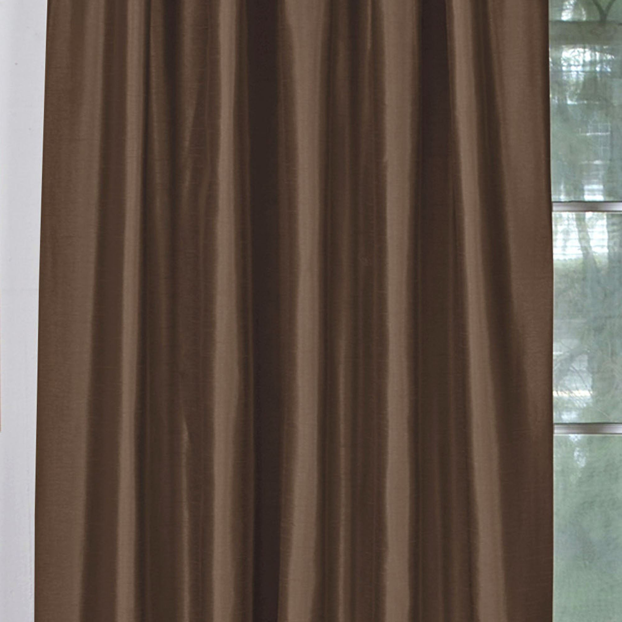 Providence Back Tab Pinch Pleat Window Treatment