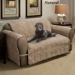 Long Sofa Pet Cover Leather Sofas Orange County Ultimate Furniture Protectors With Straps