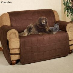 Leather Chair Covers The Best Protection Steel Manufacturing Process Ultimate Pet Furniture Protectors With Straps