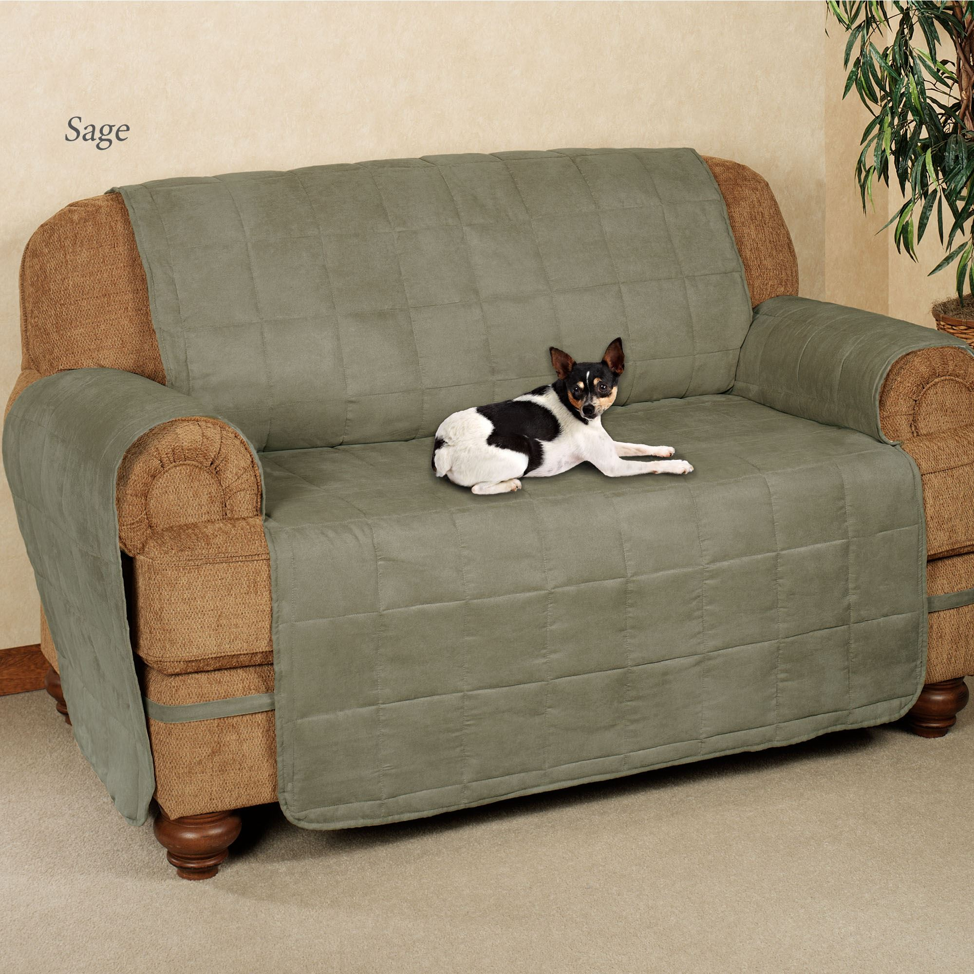 sofa cover blankets costco power recliner ultimate pet furniture protectors with straps loveseat