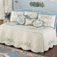 Vintage Charm Quilted Daybed Bedding Set Closeout