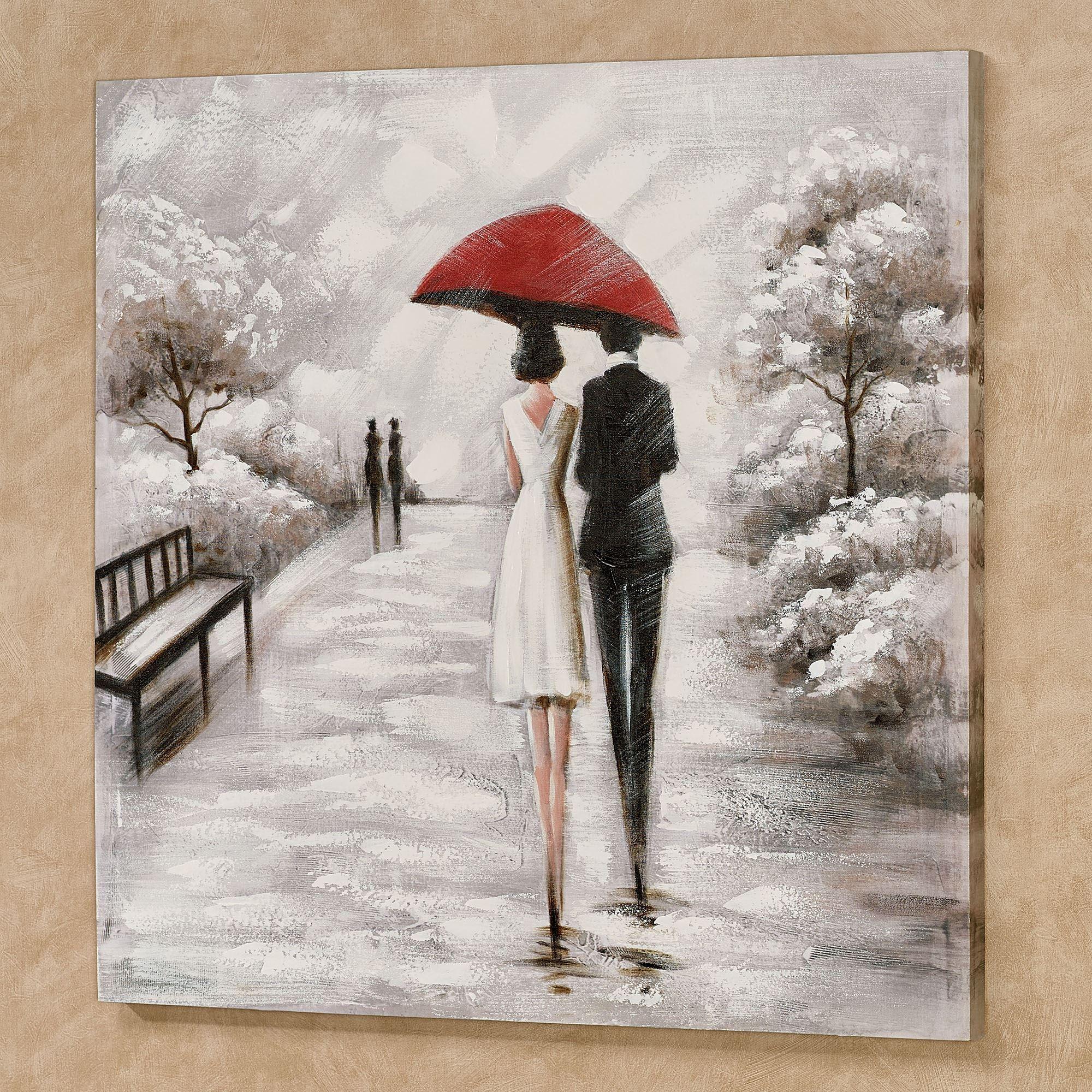 And Black White Umbrella Outdoor