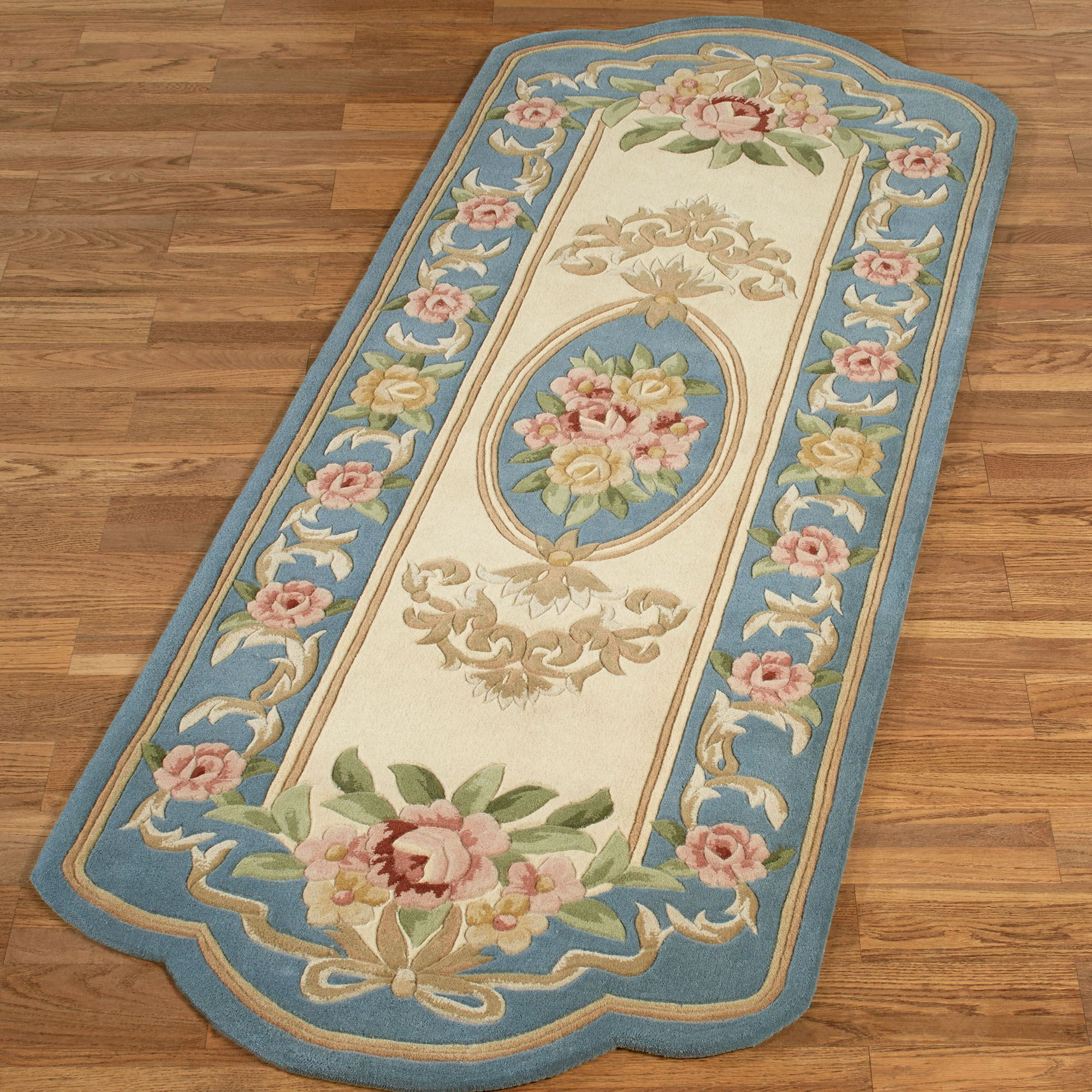 pics Flower Carpet Portia portia rose sapphire aubusson area rugs