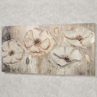 Floral Elegance Canvas Wall Art