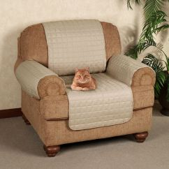 Microfiber Recliner Chair Covers Bernhardt Leather Club Pet Furniture With Tuck In Flaps