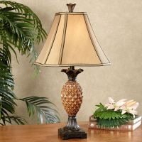 Haina Tropical Pineapple Table Lamp