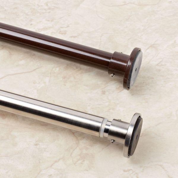 Indoor Outdoor Duo Tension Rod Set - 28