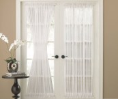 sheers for french doors