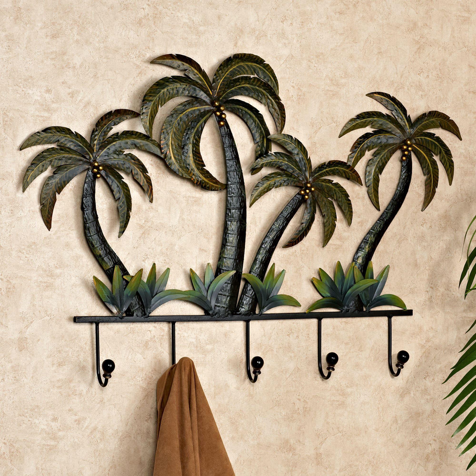 Palm Tree Home Decor Accessories
