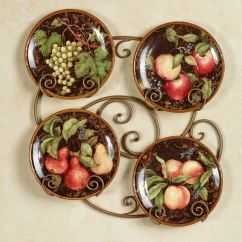 Fruit Decor For Kitchen Aid Pasta Press Capri Dessert Plate Set You Might Also Consider
