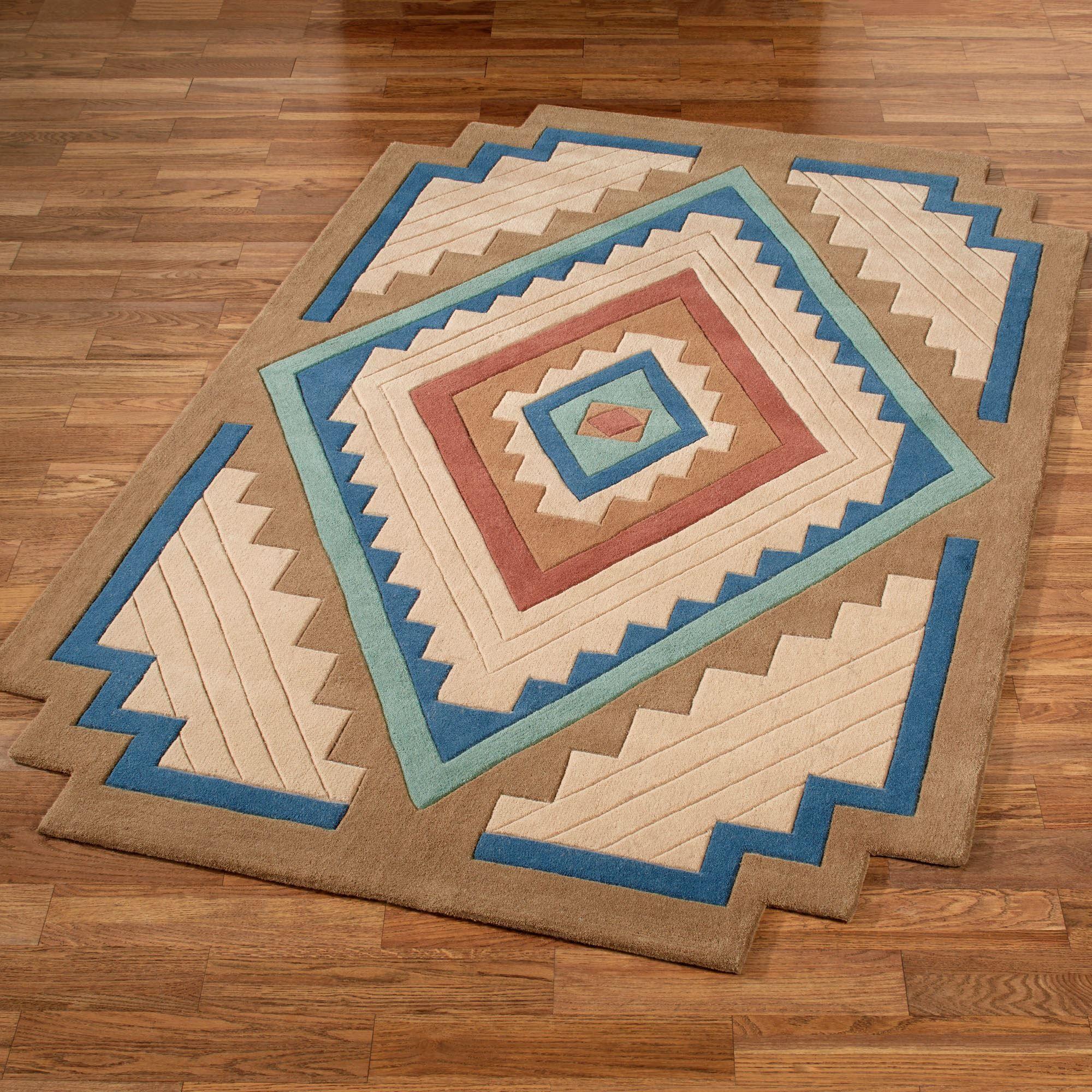 canyon southwest area rugs