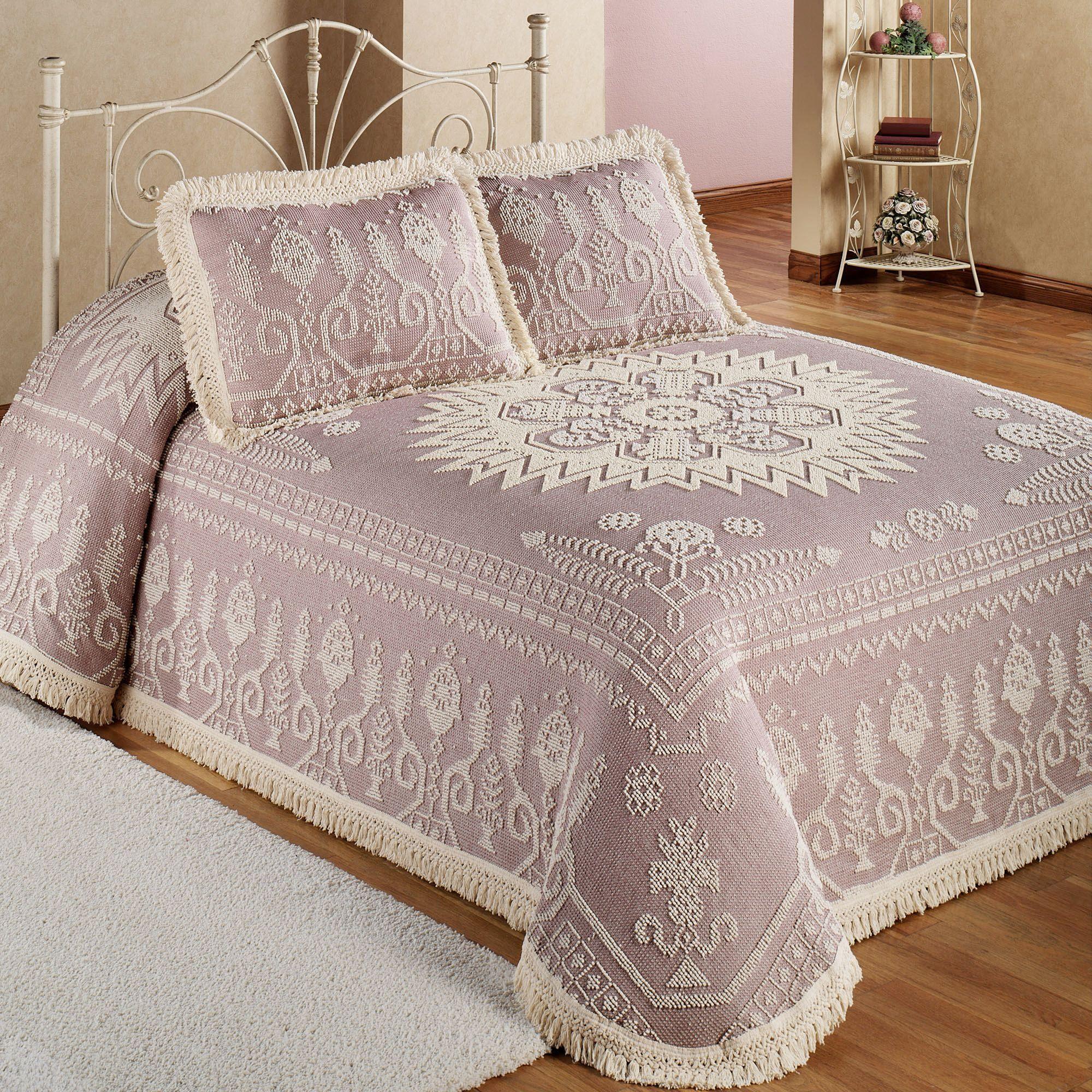 Spirit of America Candlewick Bedspread Bedding