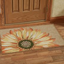 Sunflower Indoor Outdoor Rugs