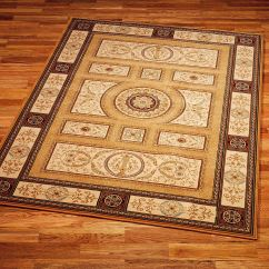 Burgundy Kitchen Rugs Stove With Griddle Regency Medallion Area