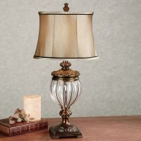 Reen Table Lamp with CFL Bulb