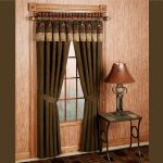 Sierra Curtains With Valance