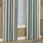 Savannah Stripe Coastal Window Treatment