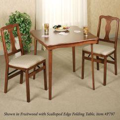 Folding Chair Types Kid Chairs Queen Anne Pair