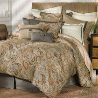 Piedmont Paisley Comforter Bedding