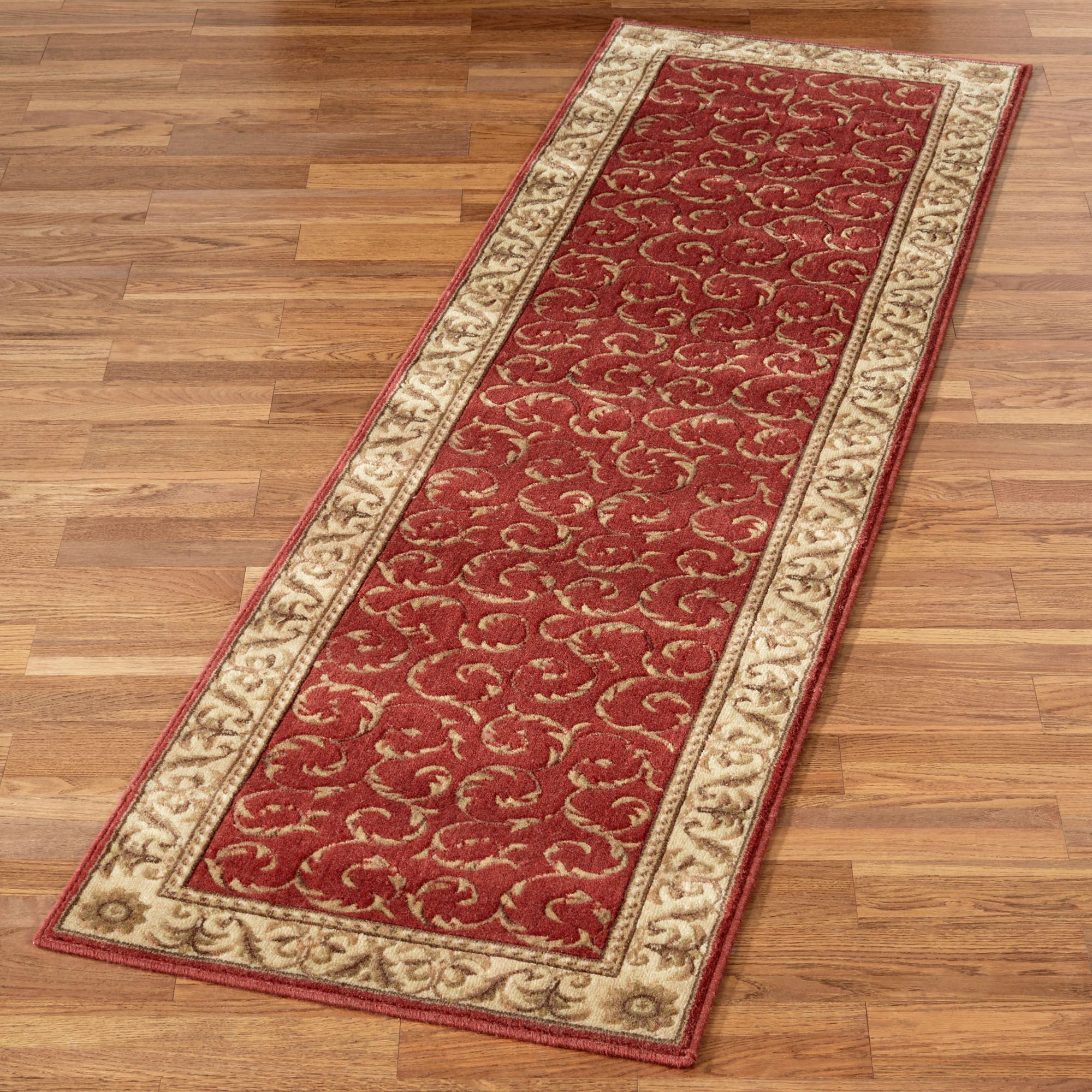Somerset Scroll Rug Runners