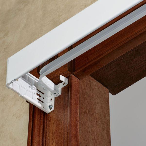 Utility Double Curtain Rod Set - 28