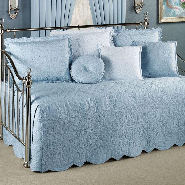 Blue Daybed Bedding Set