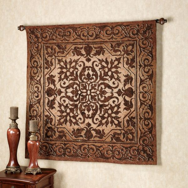 Iron Work Tapestry Wall