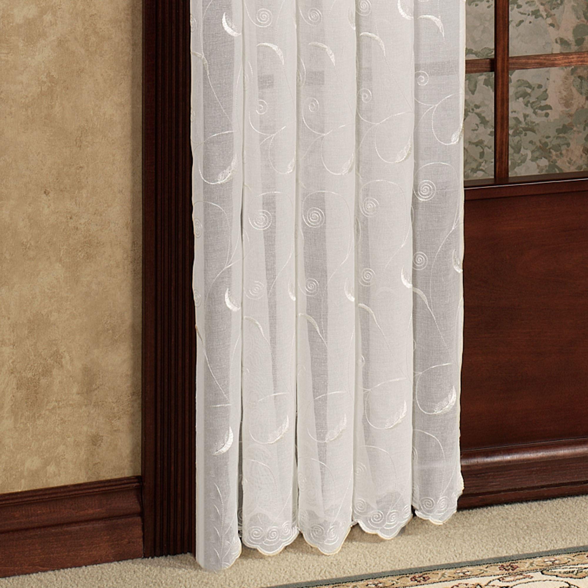 Hathaway Semi Sheer Window Treatment