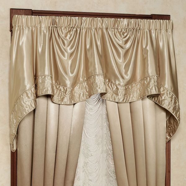 Paris Empire Valance Window Treatment