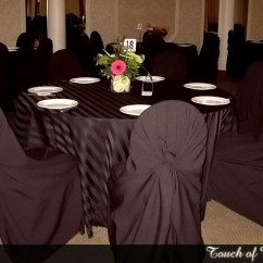 Chair Cover Elegance Desk Explodes Bridal Decor Gallery Wedding Design Ideas Touch Of Covers