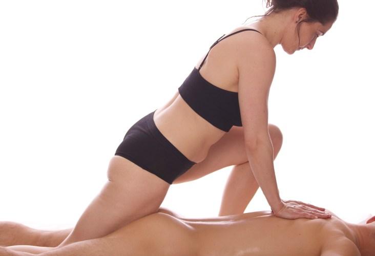 Tantric massage North London