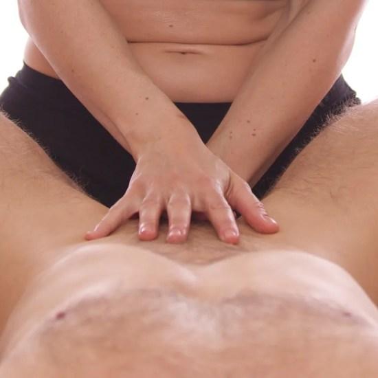 Lingham massage