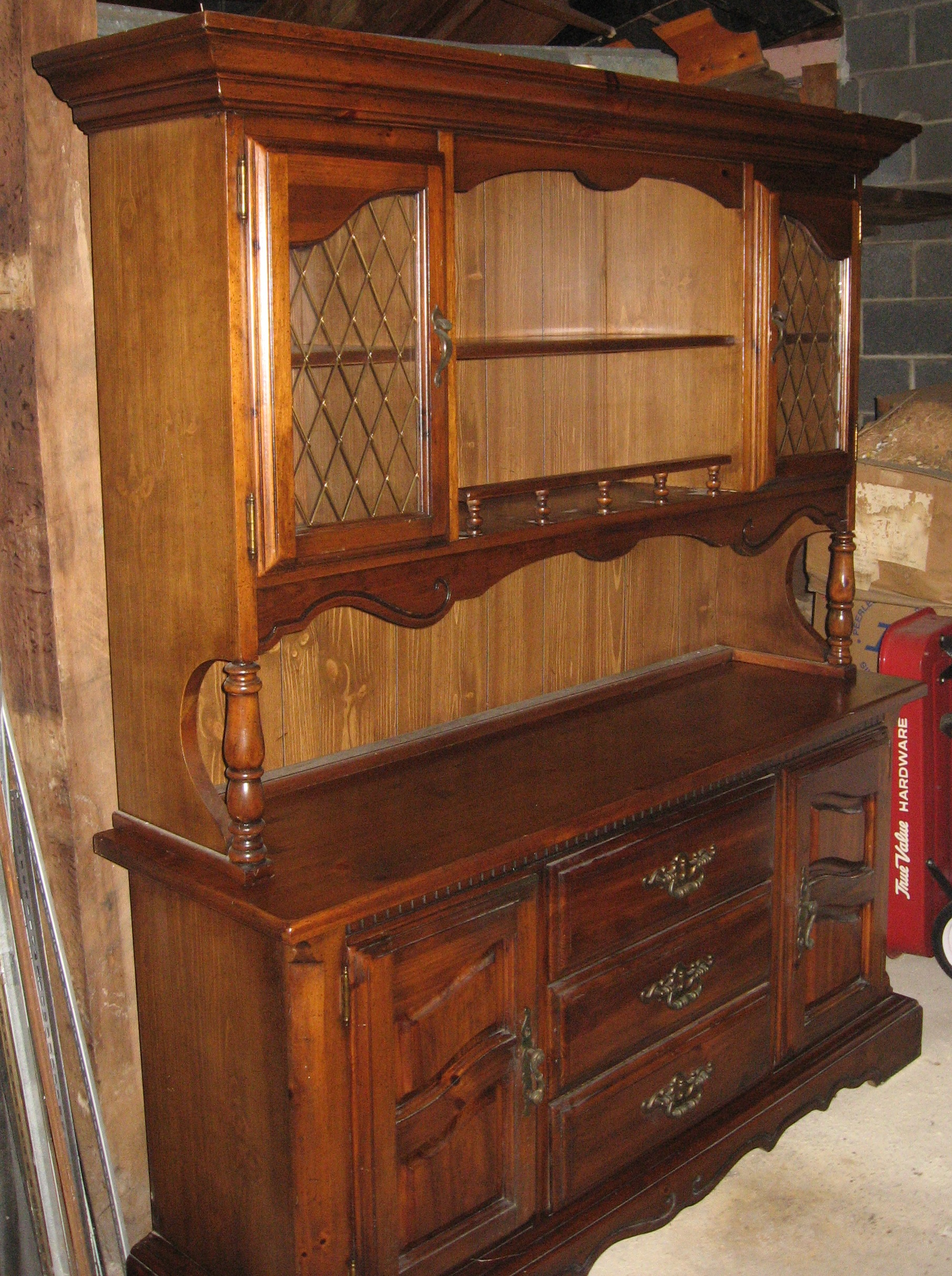 china cabinet used  Home Decor